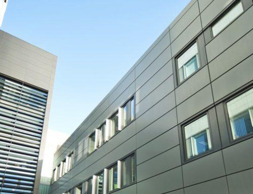 LJMU Max Perutz Lift Science Building
