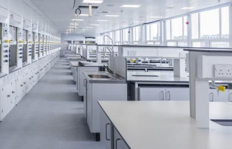 lab installation services