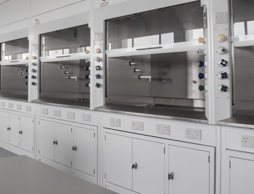 Lab Refurbishments for the Pharmaceutical and Education Sectors