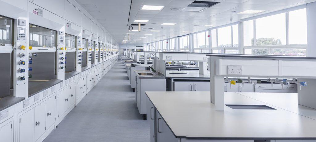 laboratory installation