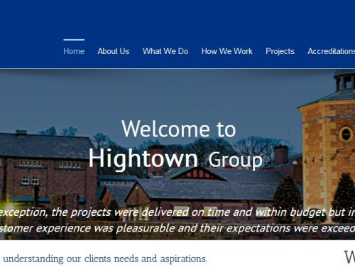 Welcome to the new Hightown Group website