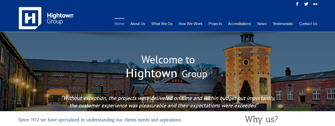 Hightown website