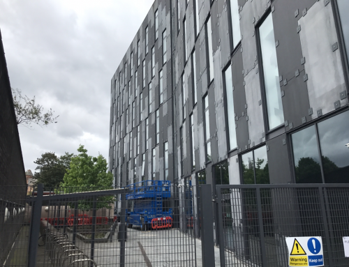 LJMU Redmond Cladding