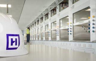 laboratory installation services