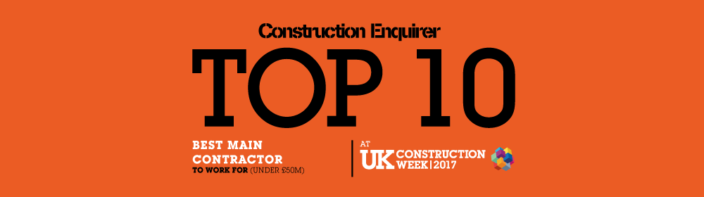 construction enquirer top ten winner