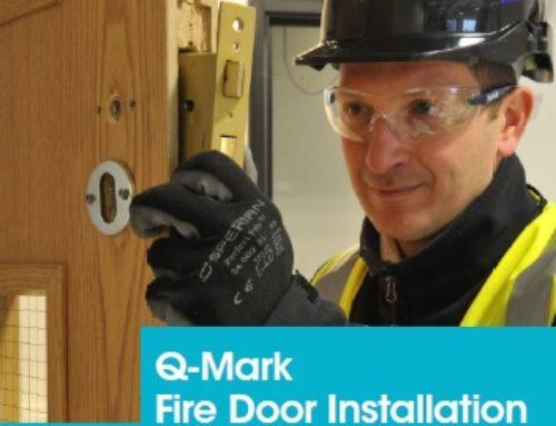 Exova BM Trada Q-Mark Certified Fire Door Installers