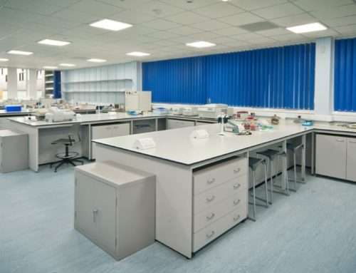 University Laboratory Installation