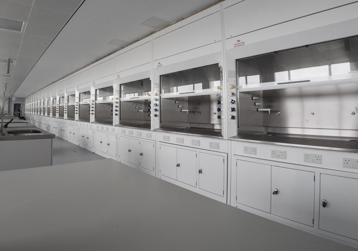 Pharmaceutical Laboratory Refurbishment