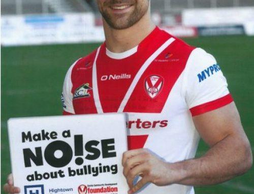 Hightown Group Sponsor Saints Community Development Foundation's Anti Bullying Campaign
